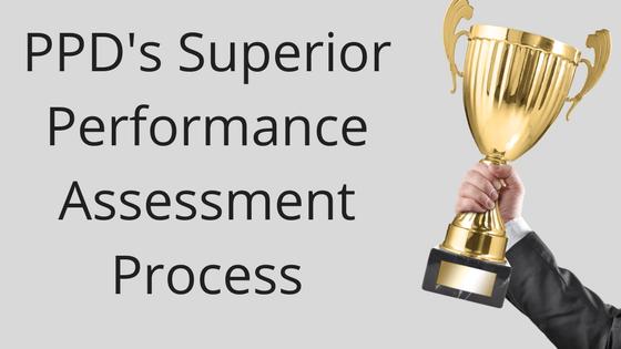 Superior Performance Assessment Process using TriMetrix