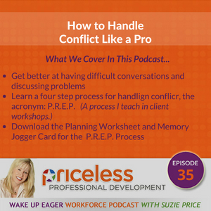 How to Handle Conflict Like a Pro