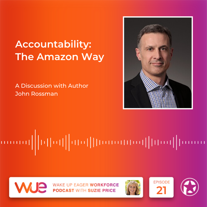 Podcast: The Amazon Way - Interview About Creating a Culture