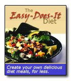 easy diet cookbook