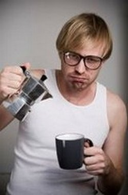 grumpy guy - healthy eating breakfast facts