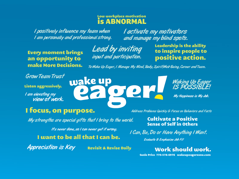 Define Motivation Wake Up Eager Manifesto