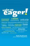 wake up eager manifesto iphone