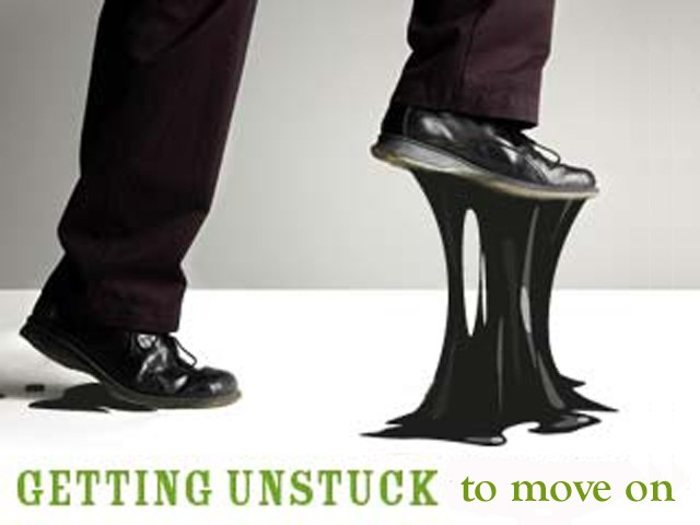 getting unstuck business and life coaching online