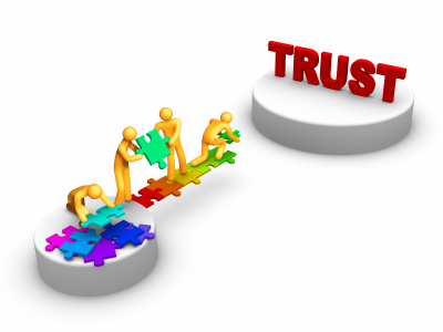 how t build trust on teams