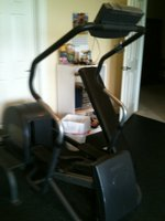 Our Precor - Elliptical.